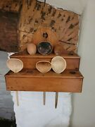 A Super 19th Century Spoon Rack Welsh Not The Spoons