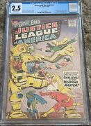 Brave And The Bold 29 - Dc 1960 Cgc 2.5 2nd App Of Justice League Of America