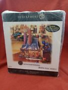 Dept 56 North Pole Porcelain Building Works 30th Anniversary Special Edition