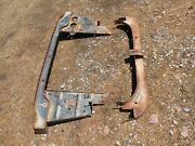 1964 Dodge Polara/plymouth Belvedere B Body 22 Radiator Core Support Used Parts