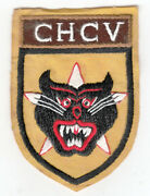 Wartime Arvn Ranger Iii Corp Command Patch 638