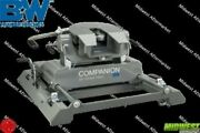 Bandw Companion Oem Slider 5th Wheel Hitch For Gm Puck System