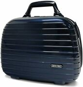 Rimowa Suitcase Salsa Deluxe Salsa Deluxe Case 13l Seal Navy Blue New
