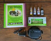 Iwata Neo Gravity-feed Airbrushing Kit And Bundle All New