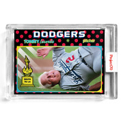 2021 Topps Project 70 Tommy Lasorda By Claw Money Card 306 In-hand