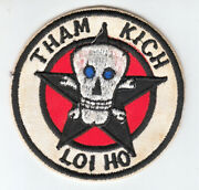Wartime Arvn Ranger Iii Corp Recon Pocket Patch 640