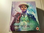 Doctor Who Collection Season 26 Blu-ray Limited Edition Sealed Sylvester Mccoy