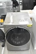 Whirlpool Wfc8090gx 27 Cashmere Washer/dryer Combo Nob 113902