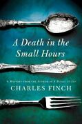 A Death In The Small Hours Charles Lenox Mysteries