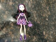 Ever After High Enchanted Picnic Raven Queen Doll