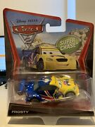 Disney Pixar Cars - Frosty Super Chase - Cars Official Diecast