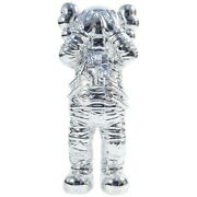 Kaws Holiday Space 11.5 Figure Silver Free