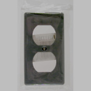 Steel City Duplex Outlet 4.3 Inch Length By 2.3 Inch Width Handy Box Cover Hb1dp