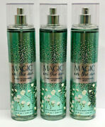 Bath And Body Works Magic In The Air Fine Fragrance Mist Set Of 3