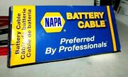 Napa Positive Battery Cable Top Mount W/aux Lead-63 In Long 4ga Part 718415