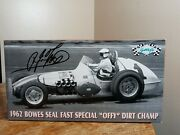 Gmp 1962 A.j. Foyt Bowes Fast Special Offy Dirt Champ Part 7902 112 Scale Mib