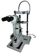 Dr.onic Zeiss Type Slit Lamp 3 Step Magnification With Metal Plate 110-240v