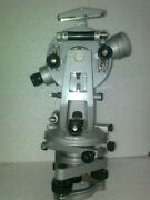 Vernier Transit Theodolite With Tripod Stand, Watts Pattern By Dr.onic