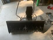 Agri Fab Snow Thrower 42 For Lawn Tractor Model Lst42g Priced 50 Off