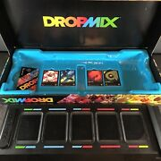 Hasbro Dropmix Music Mixing Gaming System With Box And 60 Cards