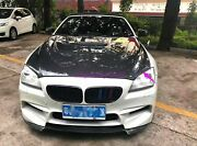 Carbon Fiber Front Hood Vented Bonnet Cover Fit For Bmw 6 Series F06 F12 F13