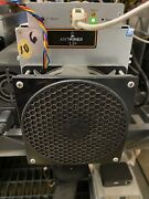 Bitmain Antminer L3+ With Psu Overclocked W/ Blisz Software Ltc Lite Coin Doge