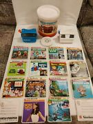 View-master Gaf Picture Reels 17 Vintage 14 W/books And Envelope And 2 Viewers