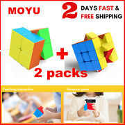 Moyu 3x3x3 Magic Cube Fast Speed Cubes Rubiks Smooth Puzzles Educational Toys Us