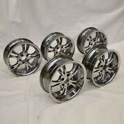 Ranger Boat Trailer Tire Rims 1700 Lbs 17 Inch - 5pc - Scratches