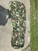 New Army Issue Bdu Woodland Bivy Cover Waterproof Goretex For Sleep System