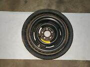 Factory Ford Space Saver Spare Tire Rim Mustang Boss 302 Mach 1 Shelby Gt J17130