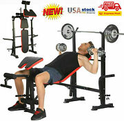 Strength Training Olympic Weight Benches Adjustable All Body Leg Developer