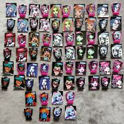 Monster High Guess Who Spare Parts