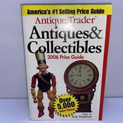 Antique Trader Antiques And Collectibles Price Guide Perfect Kyle Husfloen