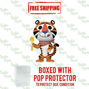 Funko Tony The Tiger With Spoon Frosted Flakes Pop Funko Shop Exclusive