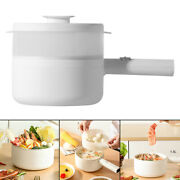 Small Household Electric Skillet 1.5l Mini Pot And Steam Grid For Stir Fry