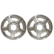 Ranger Boat Trailer Tire 15 X 7 Rims 2600 Lbs - Pair - Dings Scratches