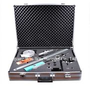 High Pressure Tube 1/4 3/8 9/16 Hp Pipe Coning And Threading Tool Kit