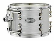 Pearl Music City Custom Reference Pure 18x16 Bass Drum W/ Mount Pearl White Oyst