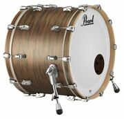 Pearl Music City Custom 24x18 Reference Bass Drum No Mount Rf2418bx/c415