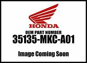 Honda 2018 Goldwing Gl Switch And Aps Assembly 35135-mkc-a01 New Oem