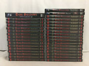 Dark Shadows The Original Series Ultimate Dvd Collection Lot Of 34 W/ Reunion