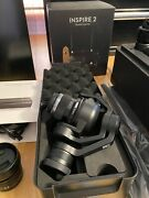 Dji Zenmuse X5 Drone Camera And 3 Axis Gimbal + 15mm And 45mm