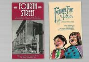 Fontaine Ferry Park And Louisville Fourth Street Of Yesterdays Vhs Lot W/bonus