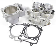 Cylinder And Head With Gaskets Kit Fits Honda 2016 Crf450r 12100-men-a50 New Oem