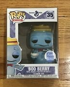 Funko Pop Ad Icons General Mills 35 Boo Berry Funko Shop Excl. W/protector