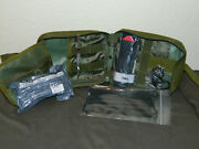 Tactical First Aid Kit Survival Molle Ripaway Outdoor Pouch Ifak Green