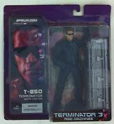 Mcfarlane Toys Action Figure T-850 Terminator With Coffin Sunglasses Yes...