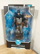 Mcfarlane Toys Dc Multiverse Batman Designed By Todd Action Figure New