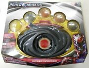 Bandai Sabanand039s Power Rangers Power Morpher With Power Coins